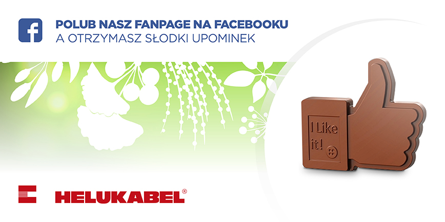 Polub nasz fanpage na facebook Helukabel