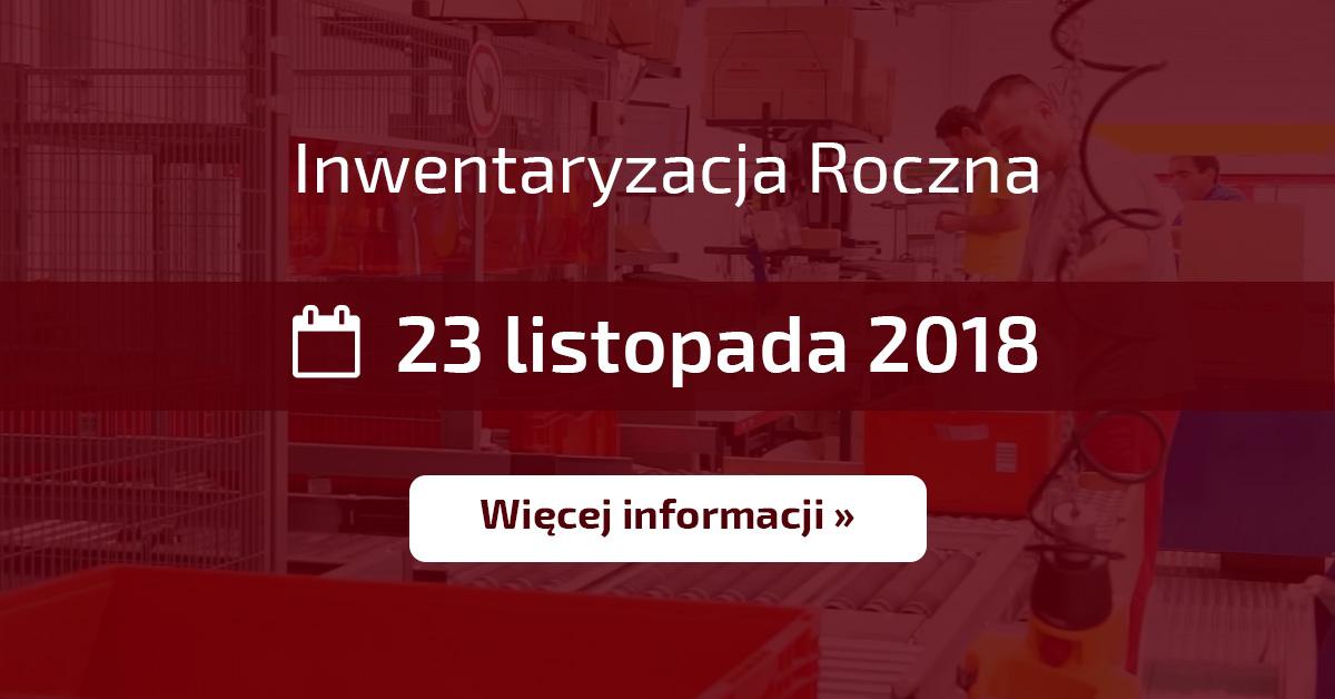 Inwentaryzacja roczna 2018