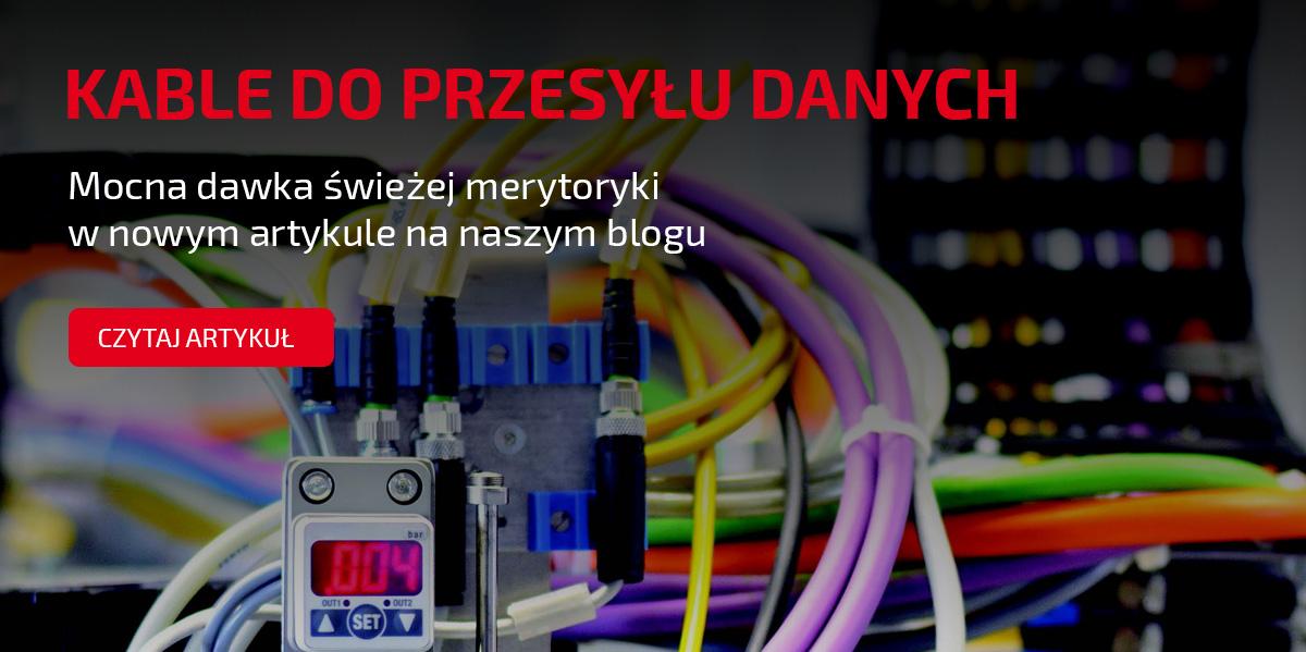 Artykuł: Kable do przesyłu danych