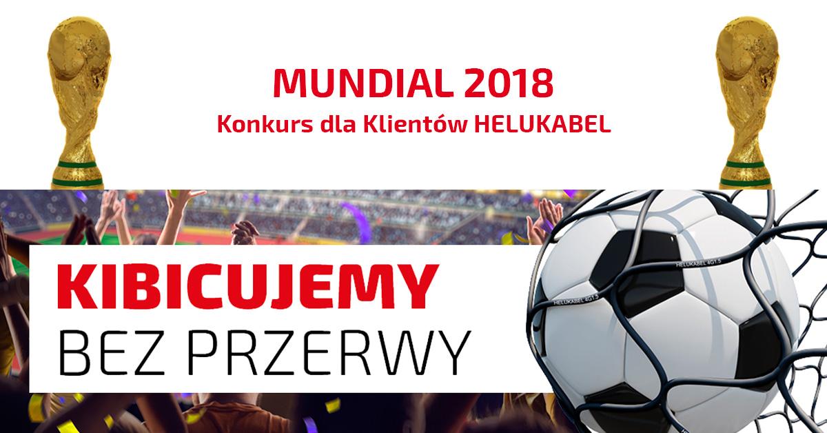 Konkurs dla Klientów z okazji FIFA World Cup 2018