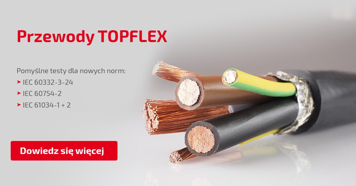 Toplex wzorowo w testach zgodności